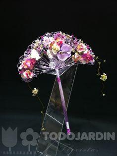 Bridal Bouquet     Copyright© TodoJardin Floristas
