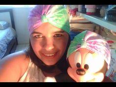 Como Hacer un Gorrito Turbante ♥♥♥ DIY - YouTube