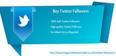 We are the provider Social media marketing services at very low prices real Twitter Followers in United Kingdom, and Cheap Twitter re tweets, Real Twitter Followers Via Pay Pal.