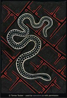Had, kresba