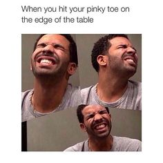 perfect facial expressions there Drake
