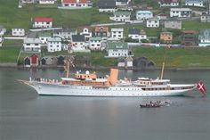 The Royal Yacht Dannebrog serves as both an official and private residence for The Queen and Prince Consort and other members of the Royal Family while on official visits and their summer cruises.