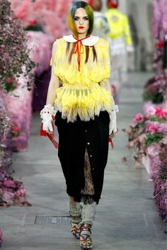 Meadham Kirchhoff, Spring/Summer 2011, Ready to Wear