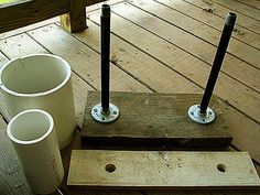 How to build a cheese press