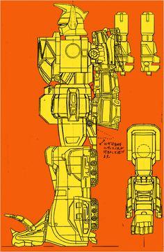 超合金魂GX-72進化合體大獸神 超合金魂GX-72金剛戰士金剛戰神Megazord「Soul of Chogokin GX-72 Megazord Zyuranger Power Rangers」超合金魂GX-72進化合体大獣神 超合金魂GX-72 パワーレンジャー メガゾード 恐竜戦隊ジュウレンジャー