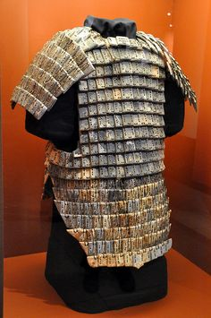 Ancient Chinese Armor by Kevin H., via Flickr