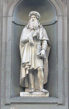 Leonardo da Vinci -  one of the greatest mind of a lifetime!!!!