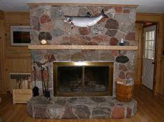 Kaug Wudjoo Lodge in the Porcupine Mountains State Park. Michigan State Parks, Mountain States, Mountains, Home Decor, Decoration Home, Room Decor, Home Interior Design, Bergen, Home Decoration