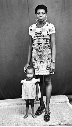 vintage Malick Sidibe photograph