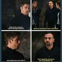 What I tell my students when they ask what to do during dangerous situations. I am Hunter