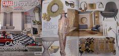 Caras Decoração - Portugal | Novembro 2016 | #bocadolobo #publications #luxuryfurniture #magazine