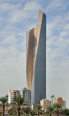 Al Hamra Tower - Kuwait City, Kuwait