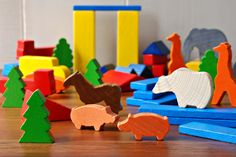 non-toxic paint and sealer for wooden toys DIY