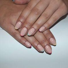 We Heart It 経由の画像 #hybrid #nails #semilac
