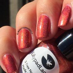 Lilypad Lacquer Blaze