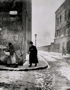 Roman Vishniac - A Vanished World - Photos of Jewish ghettos in Kraków & Mukachevo, 1935-1938. S)