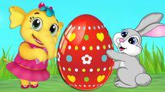Emmie - Easter Eggs & Bunny Hop | Nursery Rhymes Collection & Kids Songs | Animal Song | Babytoonz  #animalSong #emmie #emmieSong #forkids #songsforkids #kidsvideos #animation #easter #happyeaster #easter2018 #eastersongs