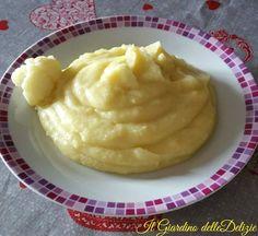 Purè+di+cavolfiore+senza+latte+e+burro