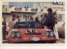 1972 - Le Mans - Maserati