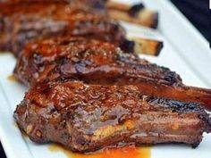 Μπριζόλες στο Τηγάνι με Μέλι & Μουστάρδα Υπέροχη Γεύση!!   womanoclock.gr Meatloaf, Steak, Bacon, Pork, Beef, Breakfast, House, Kale Stir Fry, Meat