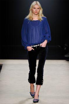 Sfilata Isabel Marant Paris - Collezioni Autunno Inverno 2012-13 - Vogue