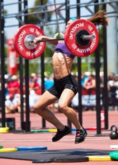 CrossFit | Lindsey Smith
