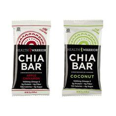 Health Warrior |Chia Bar #packaging