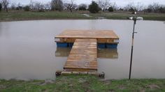 building a floating dock | Building dock on pond...need framing help!-dock.jpg