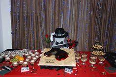 Mafia Theme Party
