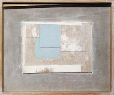 1962 (Blue Paros), Ben Nicholson