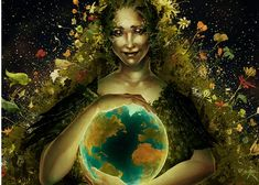 Gaia: The Greek Mother Earth