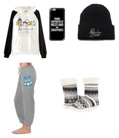 """""""Lazy Days"""" by the-anime-nerd on Polyvore featuring M&F Western and Casetify"""