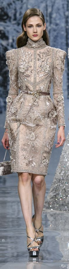 Fall 2017 Haute Couture Ziad Nakad
