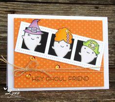Creative Crafts by Lynn: Ghoul-y Friends