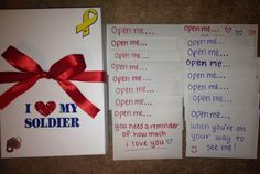 Open when letters for my boyfriend 3 Samille
