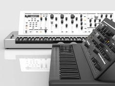 Mit dem Hartmann 20' produziert Axel Hartmann erstmals seit dem HARMANN NEURON wieder einen Synthesizer. Wir sind gespannt.