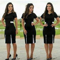 Vestido Silvana Pretinho Básico que todas queremos em grande estilo   DO P AO EXTRA G  Por apenas R$ 129,00 o Vestido   Enviamos para todo Brasil  Parcele suas compras em até 5x sem juros  Disponível pelo site www.lojamalibu.com.br  Frete Grátis acima de R$ 300,00 ☎ (11) 5565-2924 fixo  (11) 9.9976-4794 whatsapp  Paola Santana divandooo  perfeita   #euusomalibumodas  #iurd  #assembleiadedeus...
