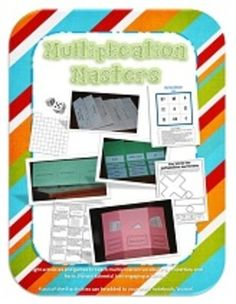 This file includes seven activities for grades 3-5. 5 out of 7 activities can be pasted into your math notebook/journal! And the other 2 are games for helping students master facts. Topics covered:* Arrays* Equal Groups* Commutative Property* Associative Property* Distributive Property* Identity Property* Zero Property* Key wordsYour students will be engaged in meaningful learning while completing these activities.