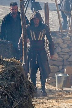 Michael Fassbender the Assassin!