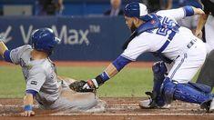 Russell Martin Stats, Fantasy & News | MLB.com