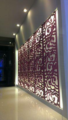 Light Ideas: Tips for a backlit lattice display
