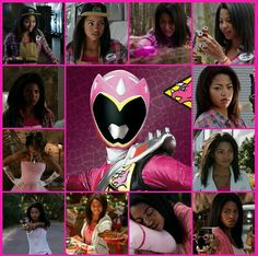 My favourite! Pawer Rangers, Selena Gomez, Vr Troopers, Tommy Oliver, Pink Power Rangers, Power Ranger Party, Power Rangers Samurai