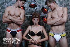 Frankie Morello - Adv - 2011 - Underwear