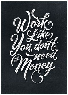 10 Gorgeously Illustrated Typography Quotes - Grids And Layers