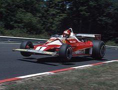 1976 Ferrai 312T2/028, Niki Lauda, 1976 German GP, Nurburgring