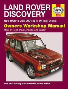 the 42 best discovery 2 parts images on pinterest land rover rh pinterest co uk 1999 Land Rover Discovery Lifted Land Rover Repair Manual Online