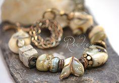 Rockrose | Deborah JLambson art jewelry