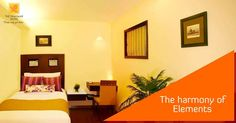 Our accommodation rooms have impeccable contemporary design which harmonizes the neat use of elements, color therapy & simplicity.