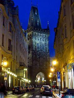 The Powder Tower Praga