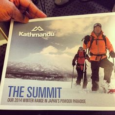 "@tazmanians's photo: ""#kathmandu #summit #japan #snow"""